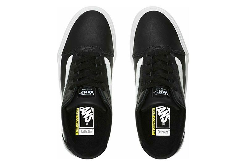 Zapatillas Vans Ward Deluxe Negras