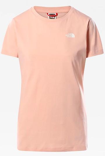 Camiseta The North Face SD TEE Rosa