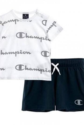 Chándal Champion Set blanco
