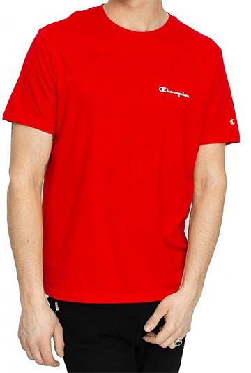 Camiseta Champion Crewneck Legacy roja