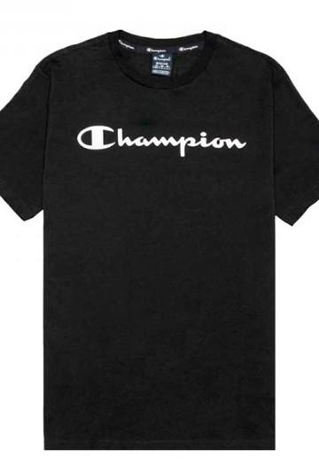 Camiseta Champion Crewneck negra