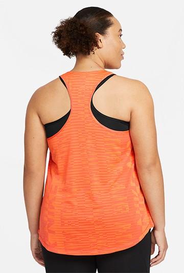 Camiseta Nike Air naranja
