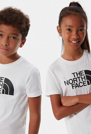 Camiseta The North Face EASY BOY blanca