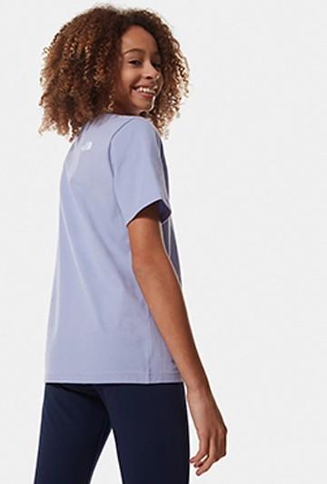 Camiseta The North Face EASY BOY morada