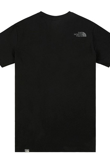 Camiseta The North Face M S/S EASY TEE - EU negra