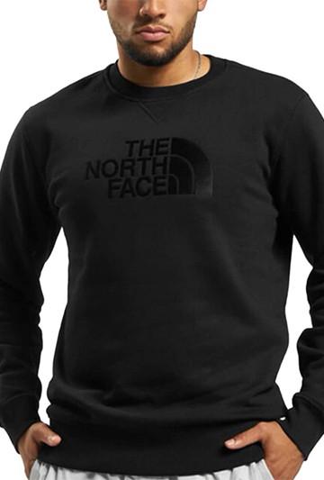 Sudadera The North Face M DREW PEAK CREW LT negra