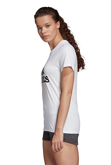 Camiseta adidas W BOS CO TEE Blancas