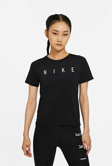 Camiseta Nike Miler Run Division Negra