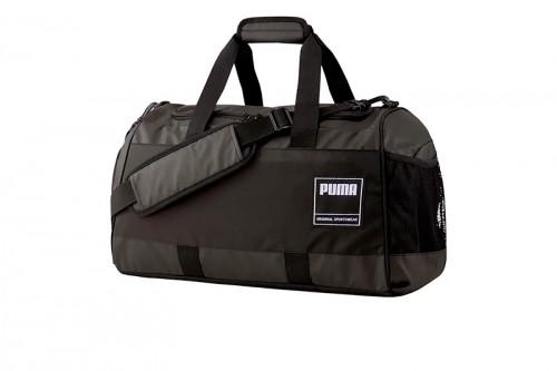 Bolsa Puma Gym Duffle negra