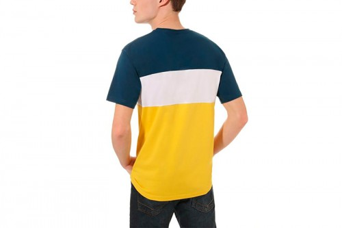 Camiseta Vans Retro Active Multicolor