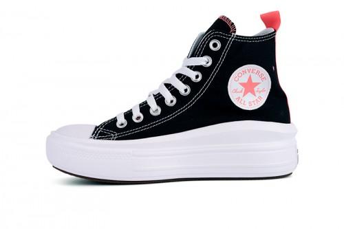Zapatillas Converse CHUCK TAYLOR ALL STAR MOVE Negras