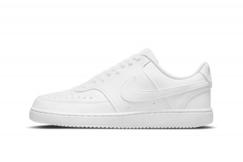 Zapatillas Nike Court Vision Low Next Nature Blancas