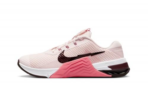 Zapatillas Nike Metcon 7 Rosas
