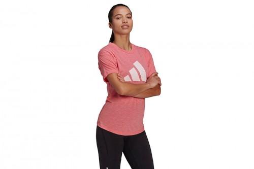 Camiseta adidas SPORTSWEAR WINNERS 2.0 Rosa