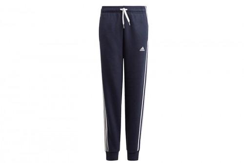 pantalon largo adidas ESSENTIALS 3 BANDAS negro