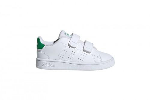 Zapatillas adidas ADVANTAGE I Blancas