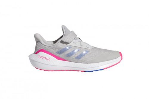 Zapatillas adidas EQ21 RUN EL K Grises