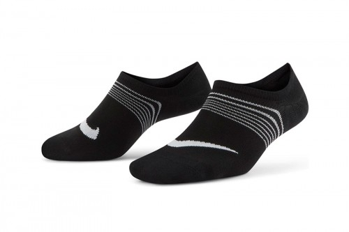 Calcetines Nike Everyday Plus Lightweight negros