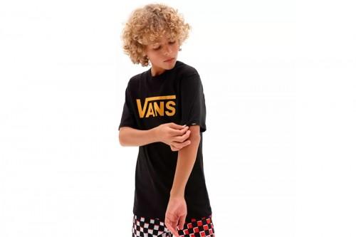 Camiseta Vans VANS CLASSIC Negra