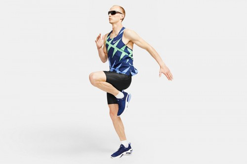 Mallas Nike Fast Negras