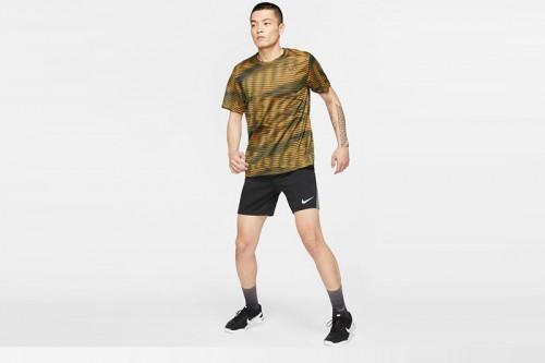 pantalon Nike Dri-FIT negro