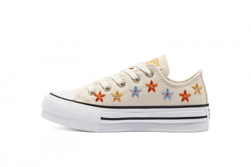 Zapatillas Converse CTAS EVA LIFT OX Beiges