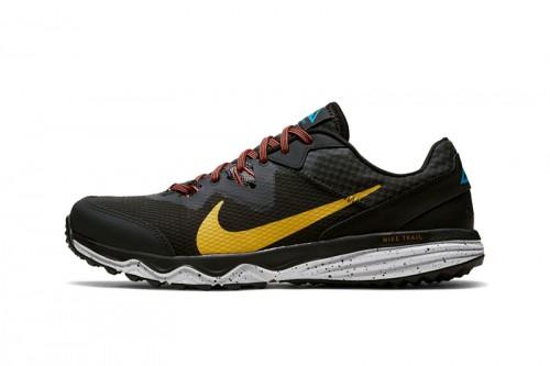 Zapatillas Nike Juniper Trail Negras