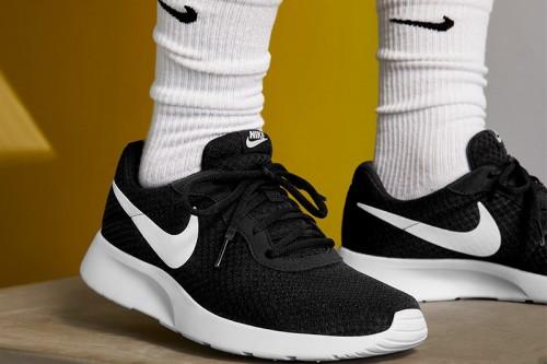 Zapatillas Nike Tanjun Negras