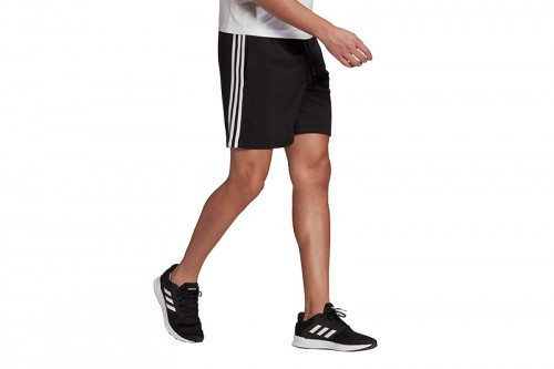 Pantalón adidas FRENCH TERRY 3-STRIPES Negras