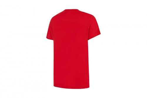 Camiseta Champion Crewneck JR roja
