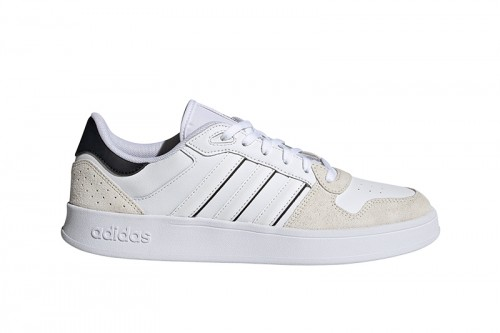 Zapatillas adidas BREAKNET PLUS Blancas