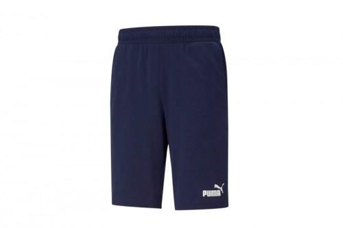 Pantalón Puma ESS Jersey azul
