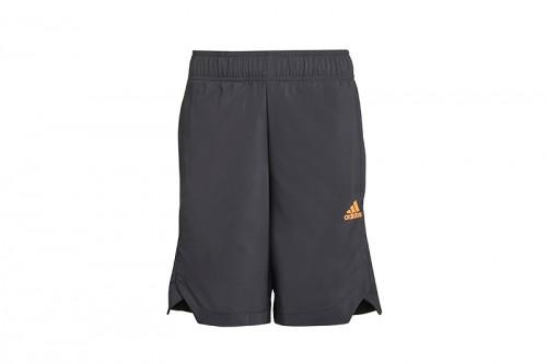 Pantalón adidas B A.R. WO 3S SH negro