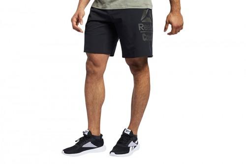 Pantalón Reebok RC Epic Base Short LG BR negro