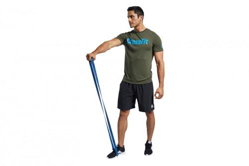Camiseta Reebok RC CrossFit Read Tee verde