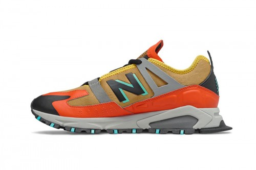 Zapatillas New Balance X-Racer Naranjas