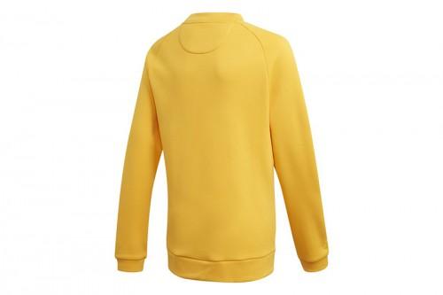 Sudadera adidas B TR SW CREW Q4 amarilla