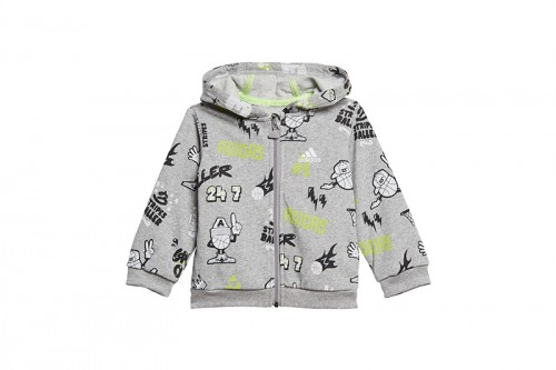 Chándal adidas GRAPhic gris