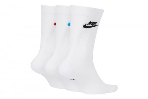 Calcetines Nike Sportswear Everyday Essential Blancas