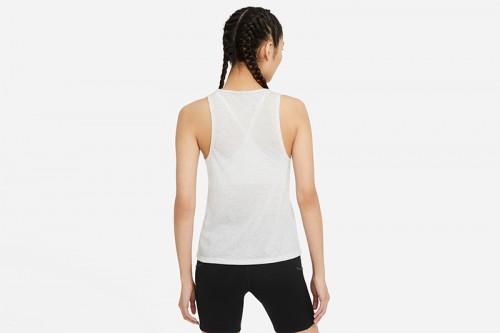 Camiseta Nike City Sleek blanca
