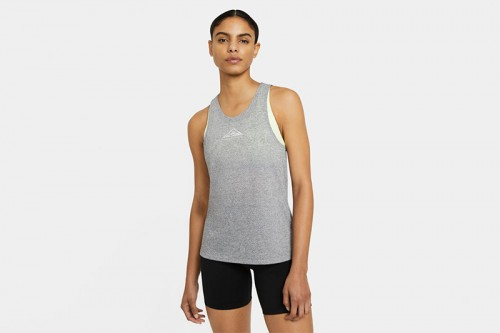 Camiseta Nike City Sleek gris