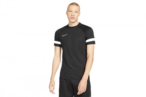 Camiseta Nike Dri-FIT Academy Men's Short-Sleeve negra