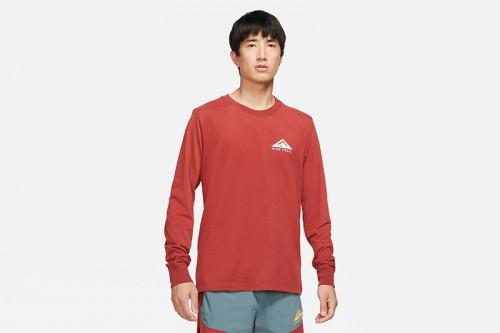 Camiseta Nike Dri-FIT roja