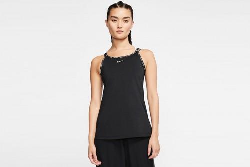 Camiseta Nike Pro Women's Tank negra