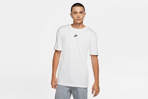 Camiseta Nike Sportswear Men's Short-Sleeve Blancas