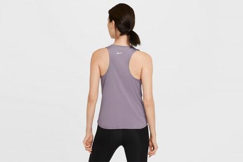 Camiseta Nike Swoosh Run morada