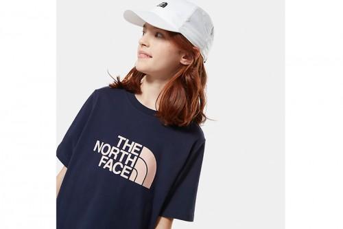 Camiseta The North Face EASY BOY azul