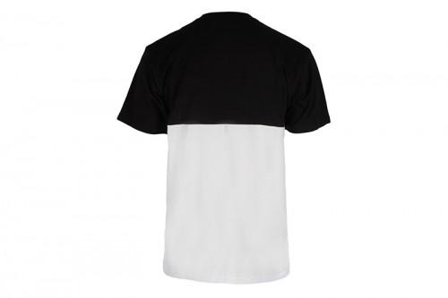 Camiseta Vans MN COLORBLOCK TEE blanca