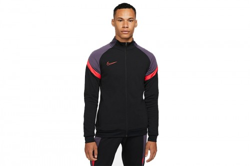 Chaqueta Nike Dri-FIT Academy Men´s Knit negra