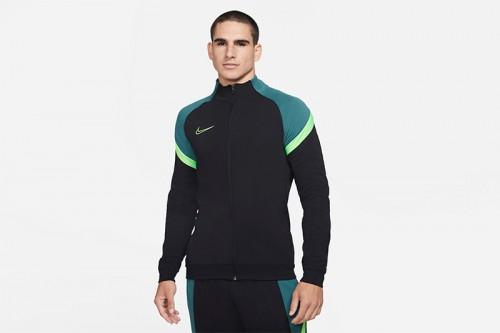 Chaqueta Nike Dri-FIT Academy Men's Knit Soc negra